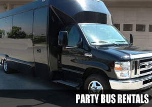 New Orleans Party Buses