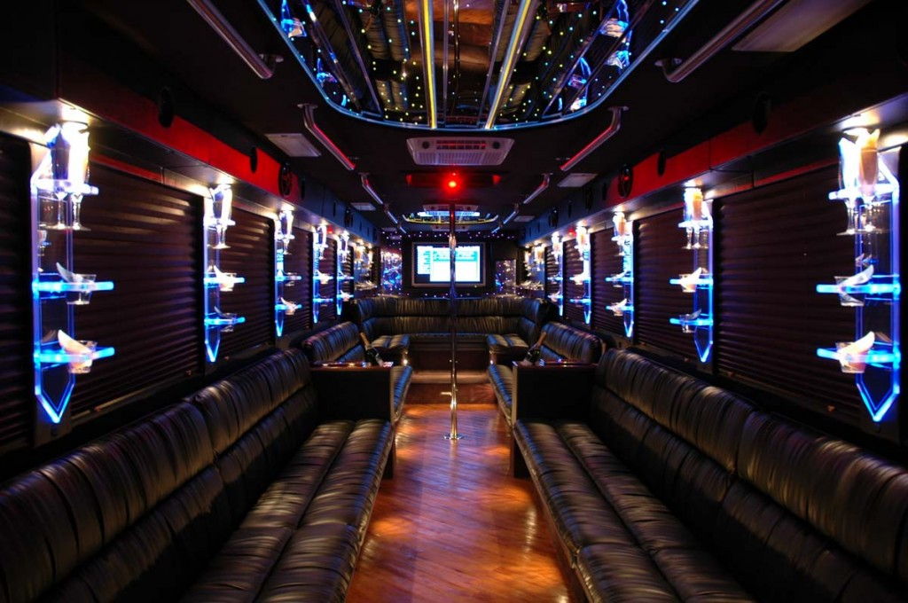 Party Bus New Orleans - Rental